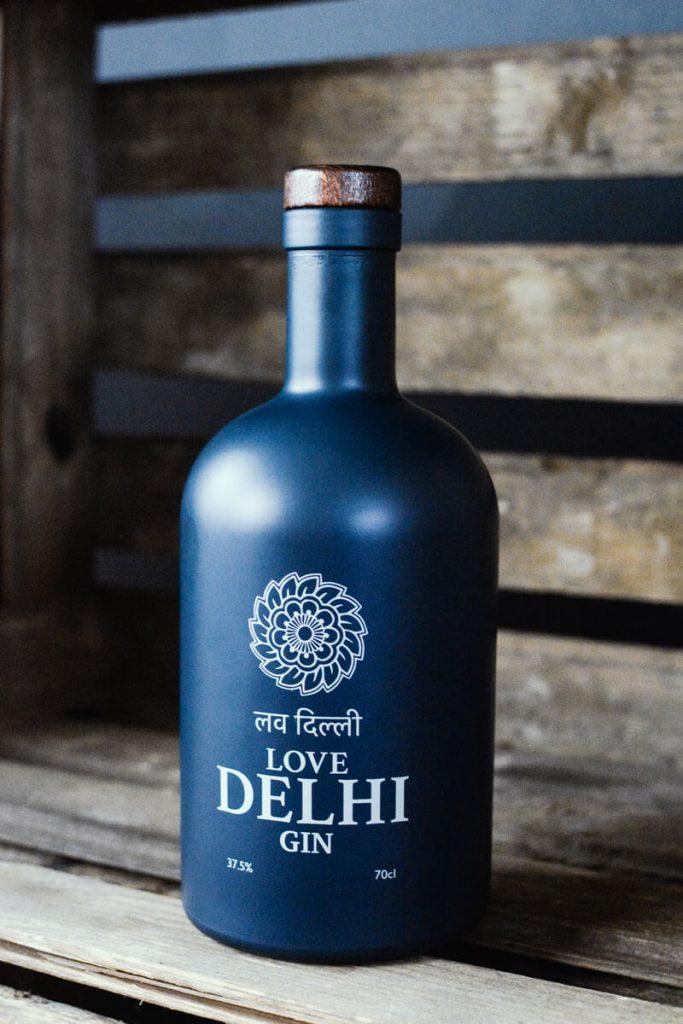 Love Delhi Gin contact