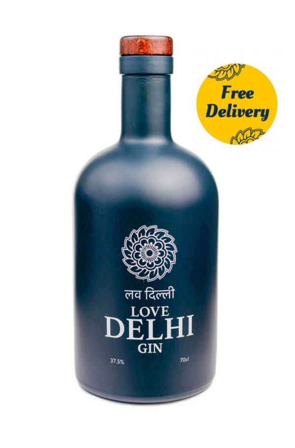 Love Delhi Gin free delivery