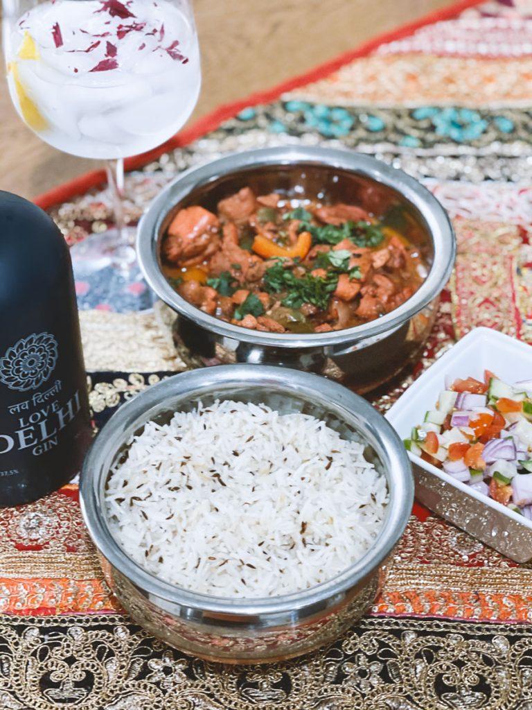 Tandoori Chicken Masala - Love Delhi Gin